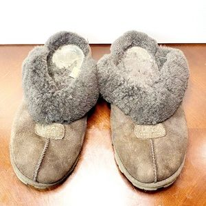 Ugg Brown Slippers Women's size 7